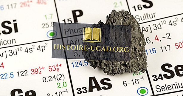 Jaké jsou zdroje expozice arsenu v životním prostředí?