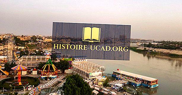 Čo je zdrojom rieky Tigris?
