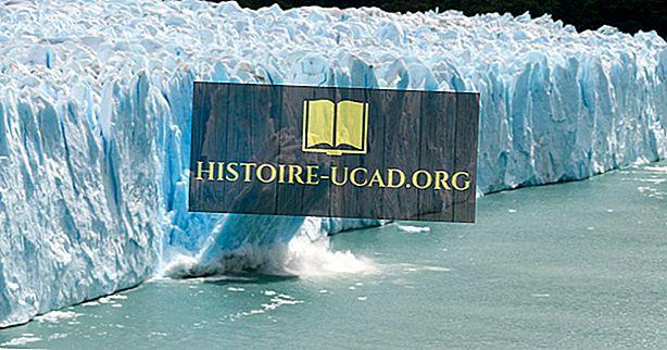 Apa yang menyebabkan Gletser untuk berundur?