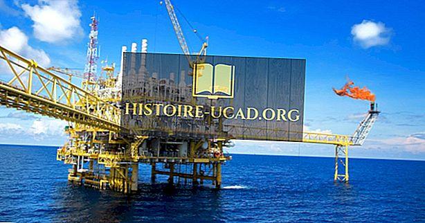 ما هو ذروة النفط؟