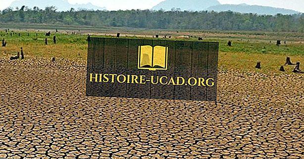 ¿Qué son las sequías y cómo pueden mitigarse?