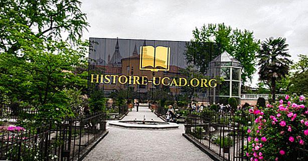 Qual è il giardino botanico più antico del mondo?