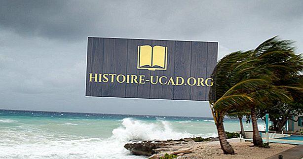 Ali je svet kdaj doživljal orkan kategorije 6?