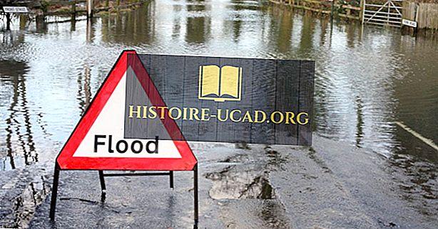Mis on 100-aastane üleujutus?