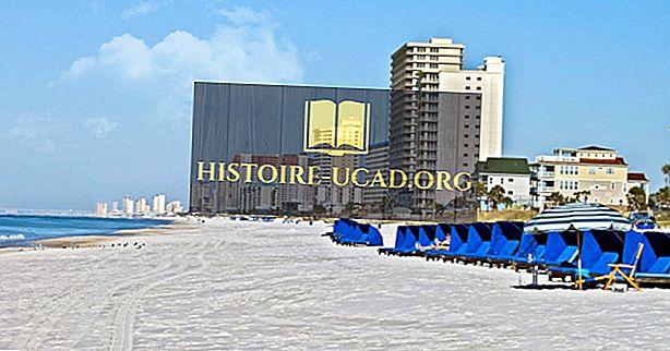Največje grožnje plažam po svetu