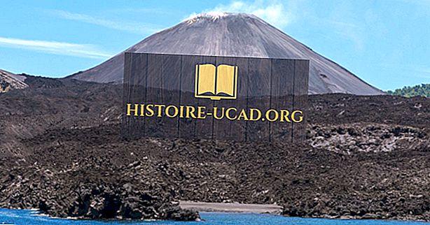 Kuris yra vienintelis aktyvus vulkanas Pietų Azijoje?
