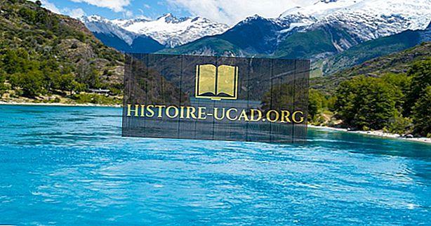Les 10 plus grands lacs du Chili