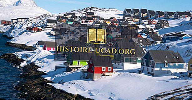 グリーンランドにはどんな種類の気候がありますか?
