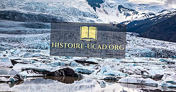 Cele mai mari ghețari / capace de gheață din Islanda