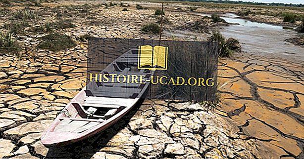 Was sind die wirtschaftlichen Auswirkungen einer Dürre?