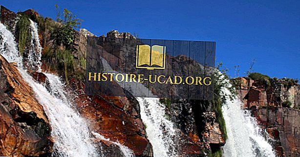 Хотспот биолошке разноликости у Церраду