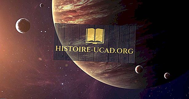 Interessante Fakten über Jupiter