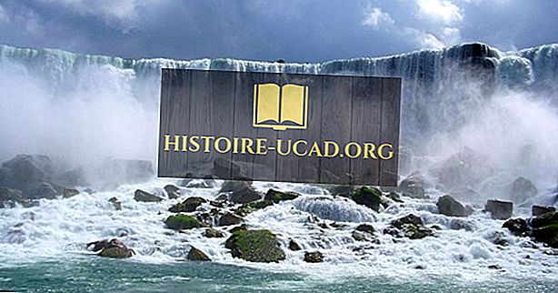 Колико врста водопада постоји?