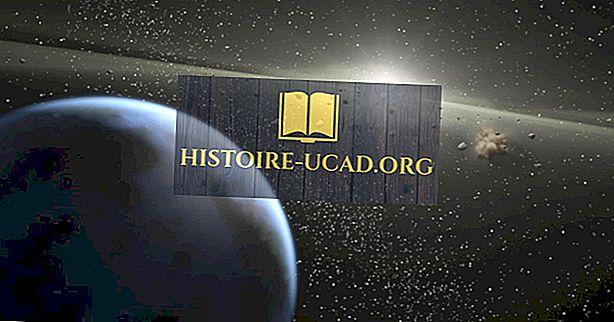 Dünya Tarihindeki En Büyük Asteroit Etkileri