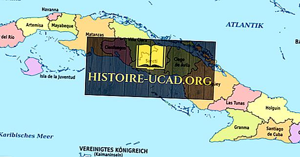 Die größten Inseln in der Karibik