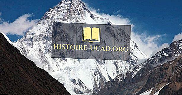 Τα ψηλότερα βουνά στο Πακιστάν