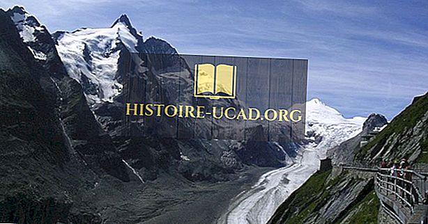 ภูเขาที่สูงที่สุดในออสเตรีย