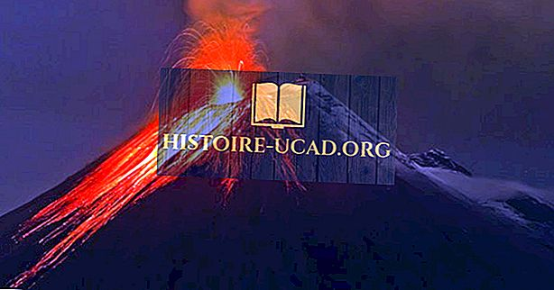 Was verursacht den Ausbruch von Vulkanen?