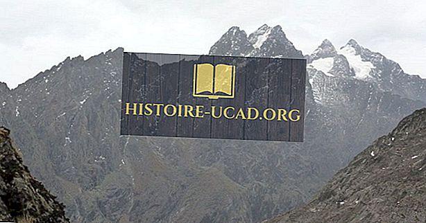 Най-високите планини в Демократична република Конго (Киншаса)