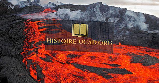 środowisko - Najgorsze erupcje wulkaniczne w historii