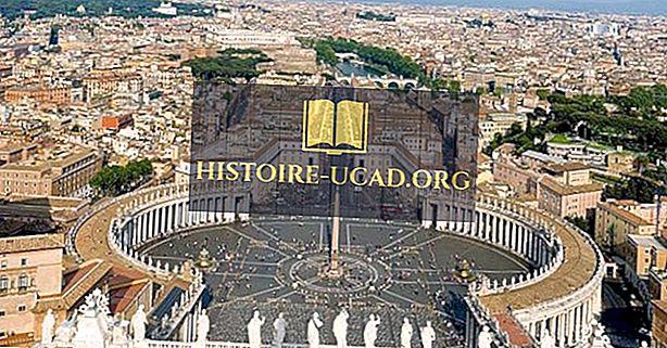 Co dělá Vatikán a Svatý stolec tak unikátní?