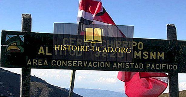 Nacionalni parki v Kostariki