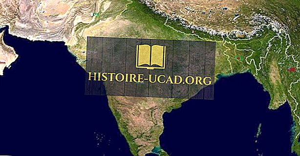 Kaj je indijski podkontinent?
