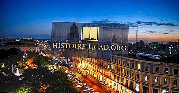 Największe Miasta na Kubie