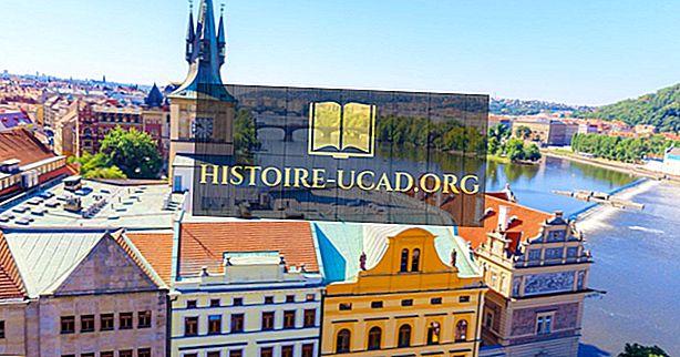 Längste Flüsse der Tschechischen Republik