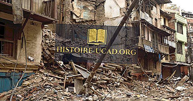Los terremotos más mortíferos de todos los tiempos
