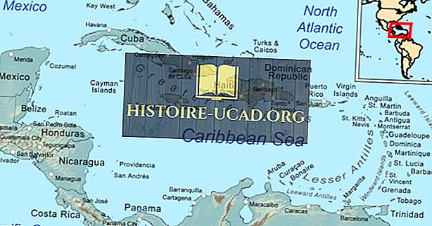 Какви са разликите между наветрените и подветрените острови?