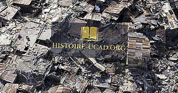 Haiti Jordskjelv av 2010