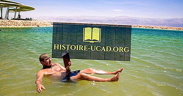 क्या मृत सागर में डूबना संभव है?