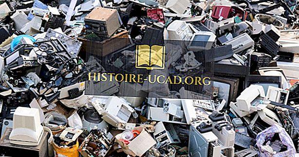 Guiyu, Ķīna - lielākā elektronisko atkritumu vieta pasaulē