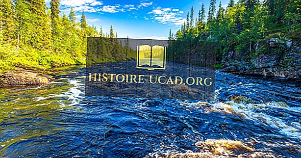 Wie werden Flüsse klassifiziert?