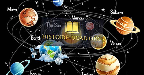 Cik daudz planētu ir Saules sistēmā?