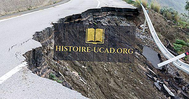 Những trận lở đất kinh hoàng nhất thế kỷ 21