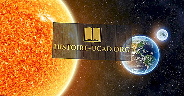 Hvor langt er jorden fra solen?
