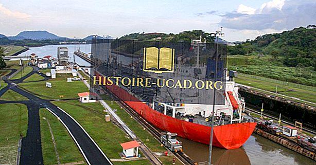 Miks ehitati Panama kanal?