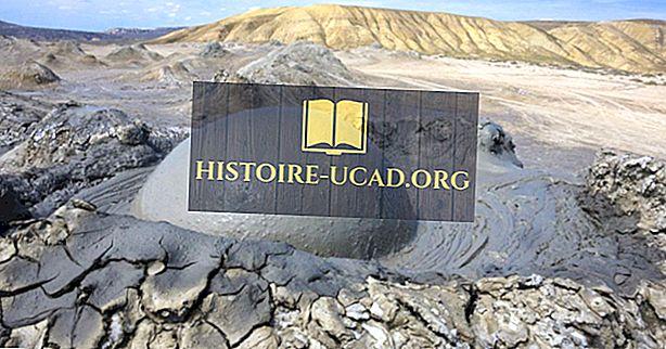 Apakah gunung berapi Lumpur?