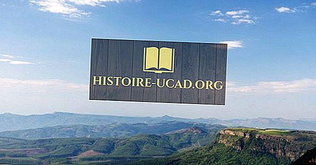 okolje - Geološke dobe v svetovni zgodovini