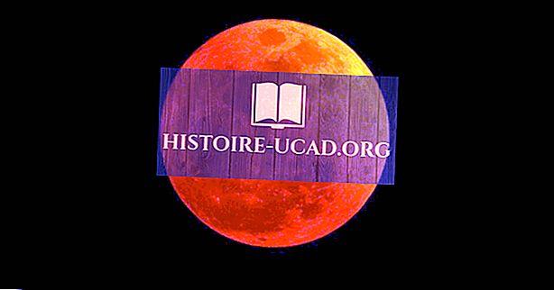 Что такое кровавая луна?