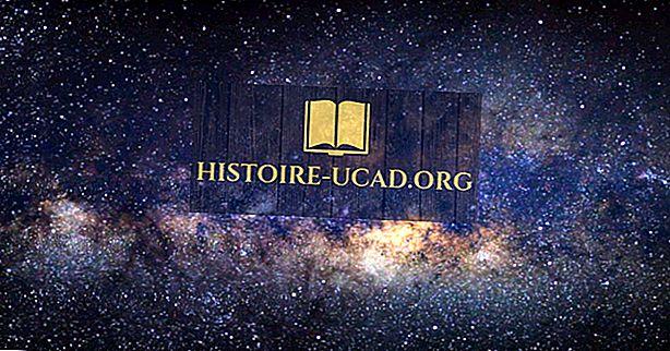 Kaj je Galaktični center?