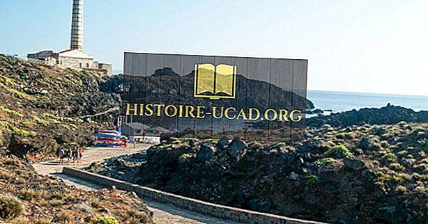 10 Huvitavaid fakte, mis on seotud Ustica saarega Türreeni merel