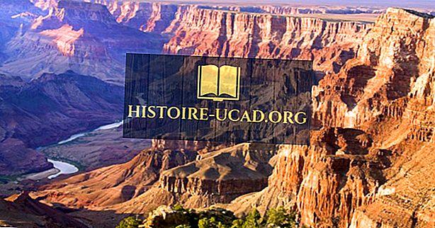 Combien de temps dure le Grand Canyon?