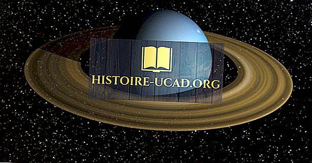 Ringen av Uranus