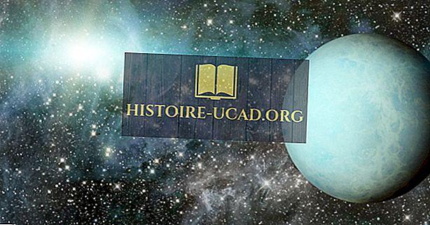 冬は天王星にどのくらいありますか?