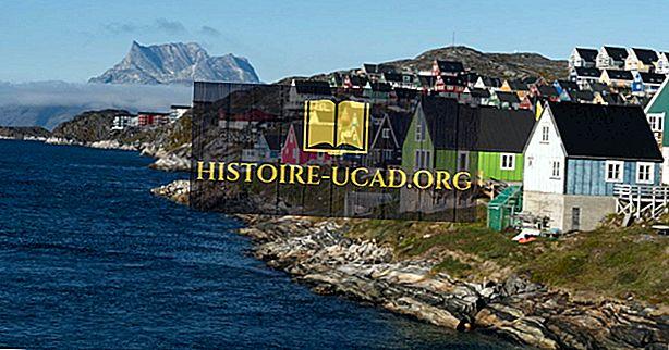 Les îles océaniques les plus hautes d'Amérique du Nord