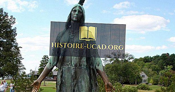 trekk - Den virkelige historien om Pocahontas
