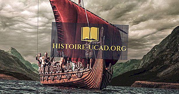 ciri - Siapa Vikings dan Di Mana Adakah Mereka Dari?